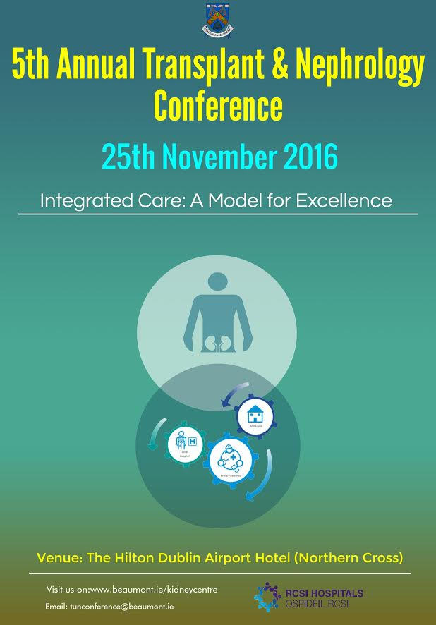 TUN Conference 2016 Poster