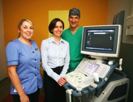 Breast Imaging Unit at Beaumont Hospital